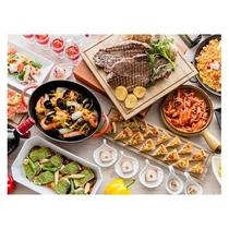 buffet image