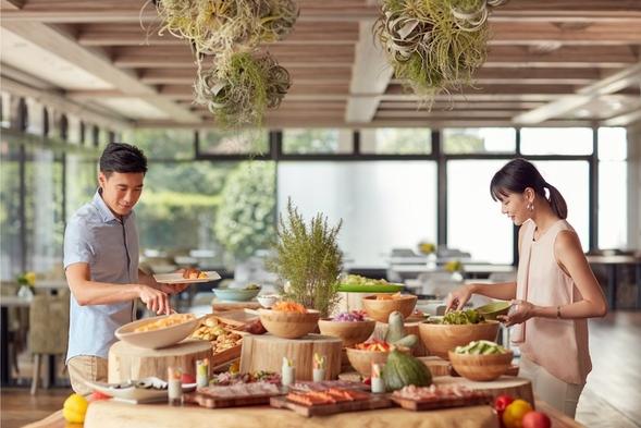 年末年始(12月25〜29日・1月3日)Dinner & Breakfast 【Premier】
