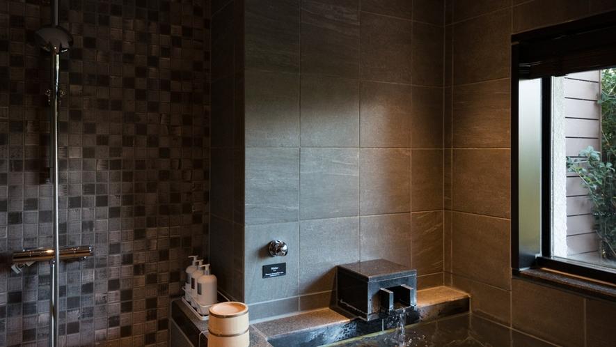 ガーデンスイート室内温泉イメージ