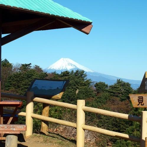 ラフォーレリゾート修善寺 富士見台