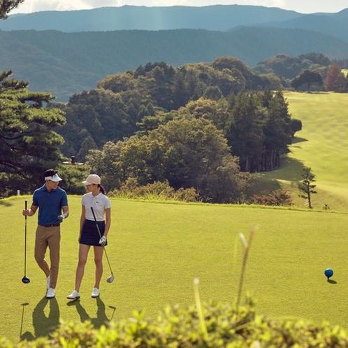 ゴルフ(イメージ)