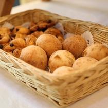 ◆岩見沢小麦を使ったパン