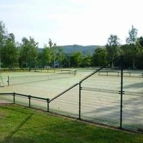 ◆テニスコート