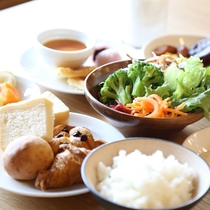 ◆朝食バイキング イメージ