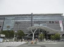 【JR博多駅】KITTE、アミュプラザ博多など、グルメ、ショッピングにオススメのスポットです。