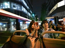 オープントップバス 福岡旅行の思いで作りにいかがでしょうか?