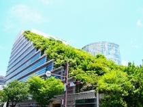 【アクロス福岡】国際、文化、情報の交流拠点。コンサートホールも完備。