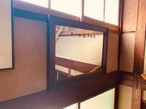 エビスビールの鏡