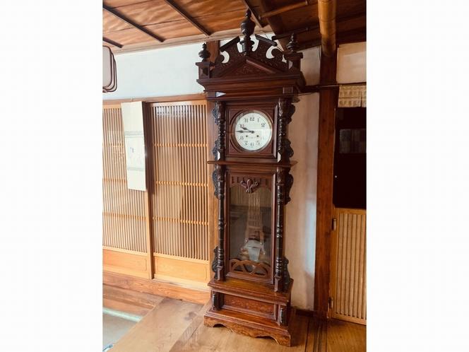 大きなのっぽの古時計???