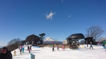 Ski at Karizawa