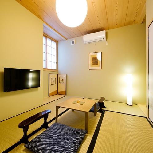 【和室6畳】布団3組/11平米/Wi-Fi