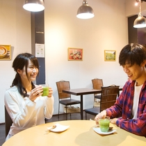 【茶願寿カフェ】