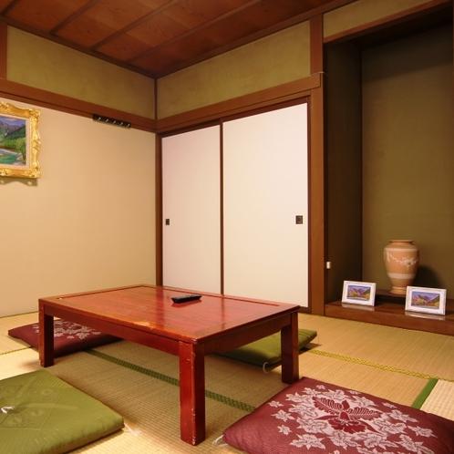 【客室】和室