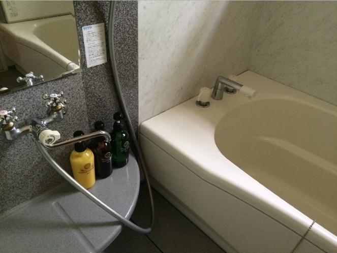 浴室(ログハウス)