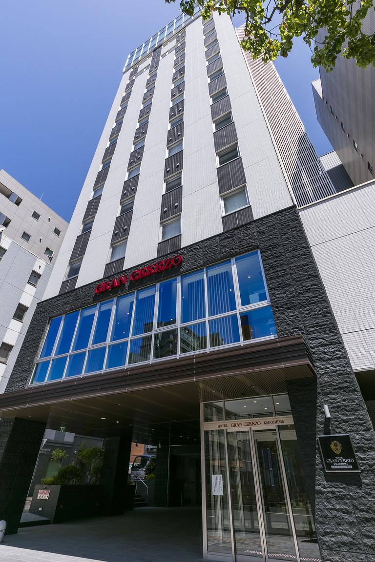 【外観】ホテルグランセレッソ鹿児島