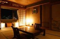 照明 和室