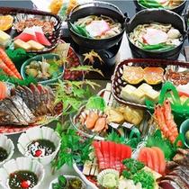 ○皿鉢料理