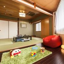 【楽天】和室8畳+キッズスペース(禁煙)