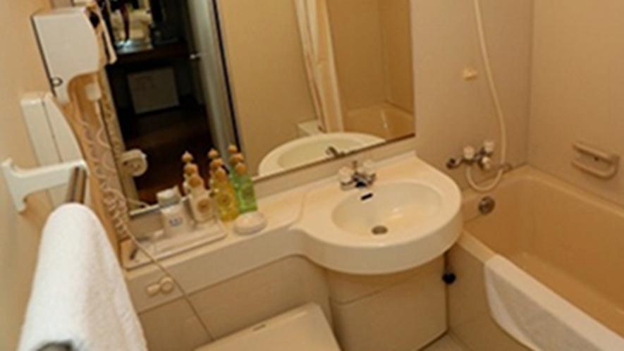 ・浴室にはアメニティを揃えております。