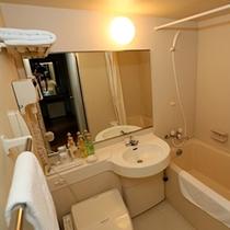 浴室にはアメニティを揃えております。