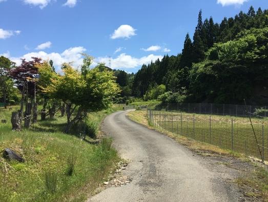 京都の田舎の古民家で暮らすような体験。一棟貸しでゆったり囲炉裏、釜戸、五右衛門風呂体験。