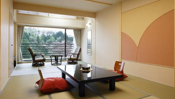【禁煙】 檜の内風呂付★バリヤフリー客室