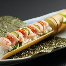 小柳特製手巻き寿司