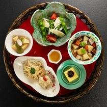 竹の子の前菜