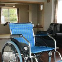 *[3階/空ーティン]完全バリアフリーで室内用車椅子&お風呂用介護椅子貸出可(要予約)