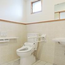 *[3階/空ーティン]車椅子専用トイレは広々快適♪