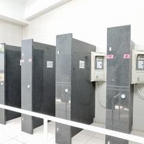 *[ゴリラチョップ]シャワー室がございます(時間9:00~15:30/3分100円)