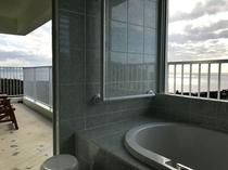 3Fお風呂とバルコニー