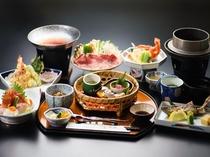 夕食のイメージ(すき焼き)