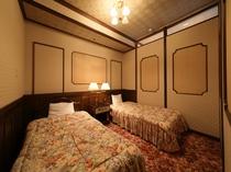 特別室の寝室