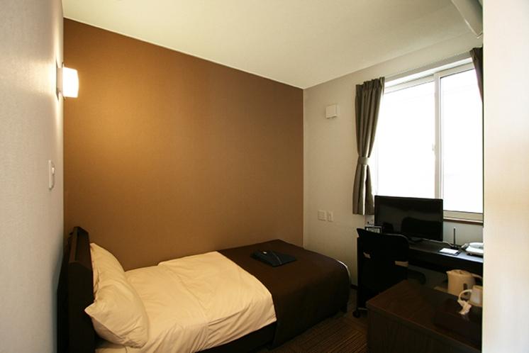 ホテル棟シングルルーム
