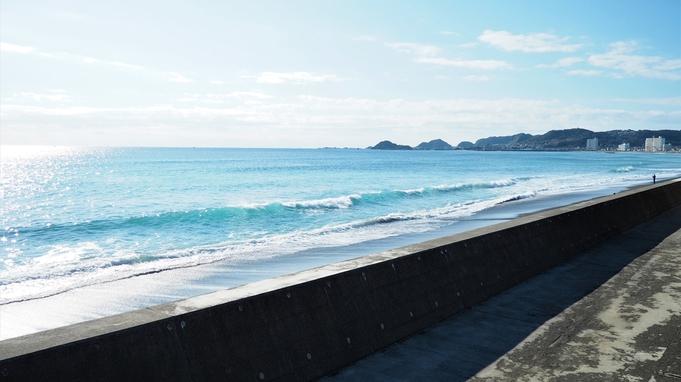【目の前が海!海水浴プラン】海鮮料理と夏の海を満喫♪特典付き!スタンダード【直前割】