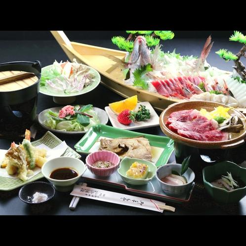 *グレードアップ料理(4人~舟盛り)