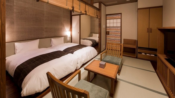 檜内風呂付・和洋室36〜48平米/和ベット
