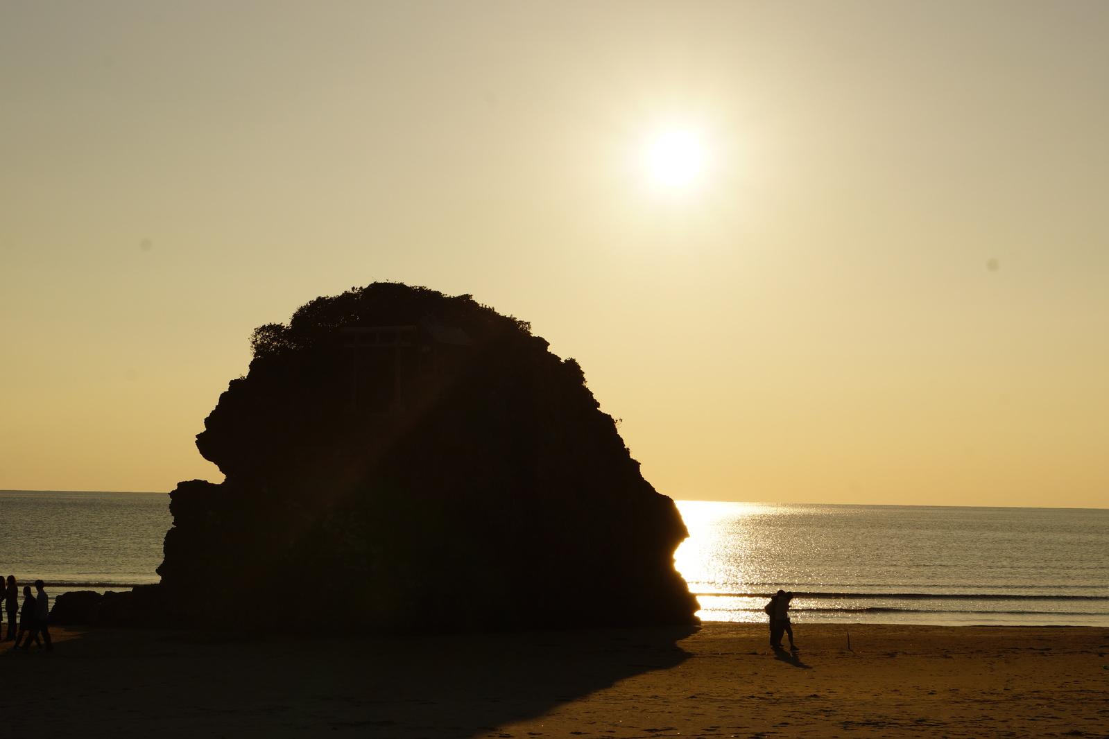 【周辺観光】稲佐の浜