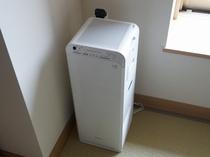 【客室】加湿機能付き空気清浄機