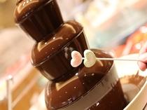 【朝食バイキング】デザートコーナー