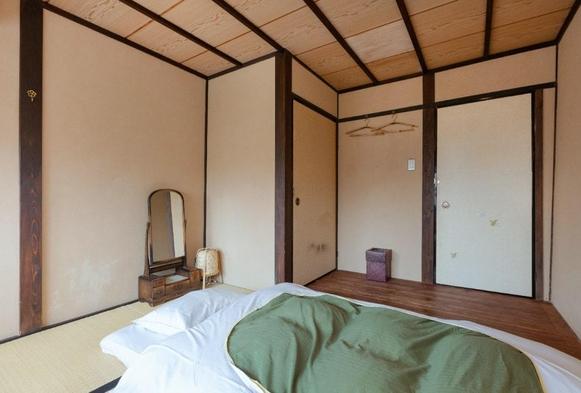 【朝食付き】1-2名様用 空が広く風が心地良い、解放感のあるお部屋。リモートワークにぴったり