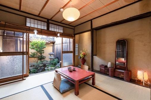 尋1階【和室 専用庭付ツインルーム