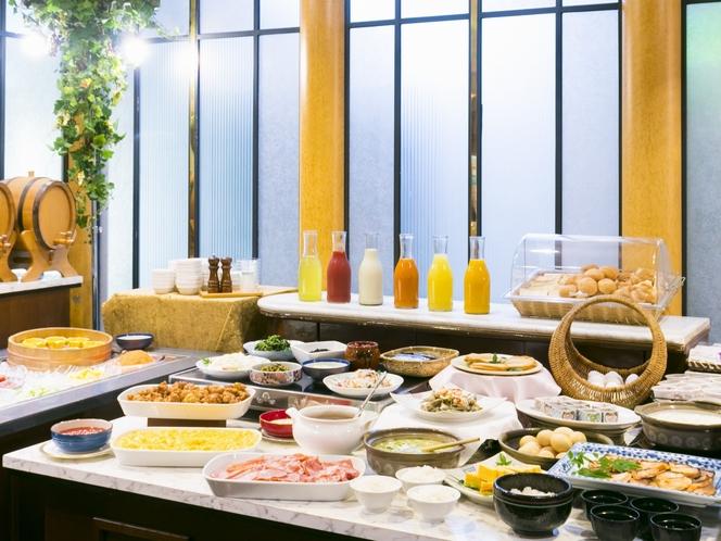 ◆朝食バイキング◆