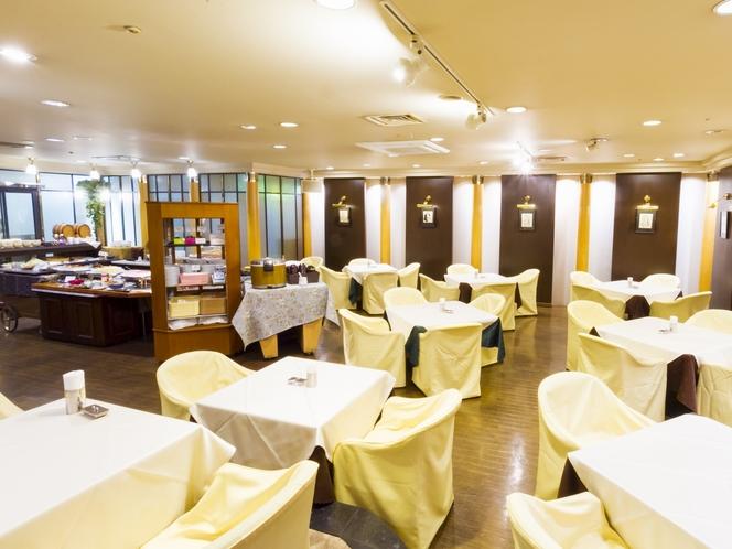 ◆【3階】朝食会場◆【営業時間:7:00~10:00】