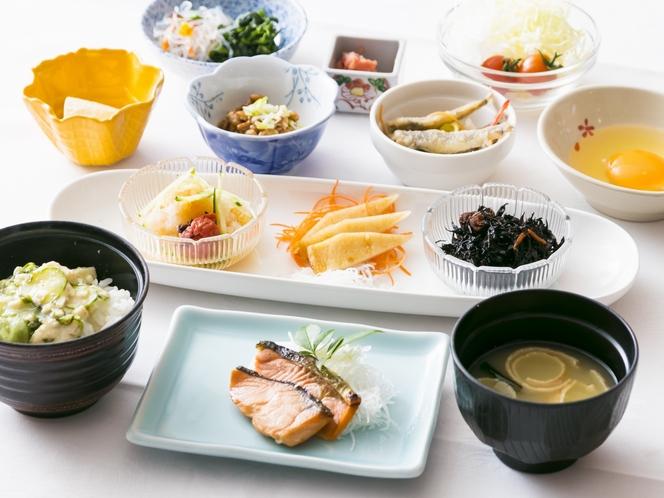 ◆朝食バイキング◆【和食イメージ】
