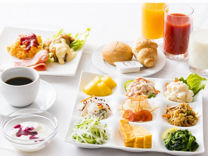 ◆朝食バイキング◆【洋食イメージ】