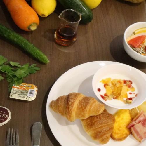 朝食イメージ一例