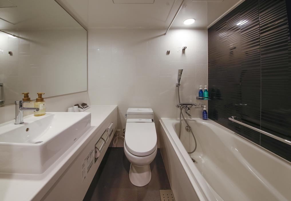 スタンダードダブル・ハリウッドツイン バスルーム
