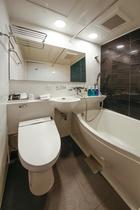 シングル・セミダブル バスルーム